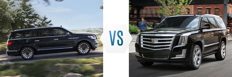 2020 Lincoln Navigator vs Cadillac Escalade