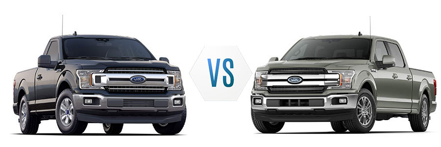 2020 Ford F-150 XLT vs Lariat