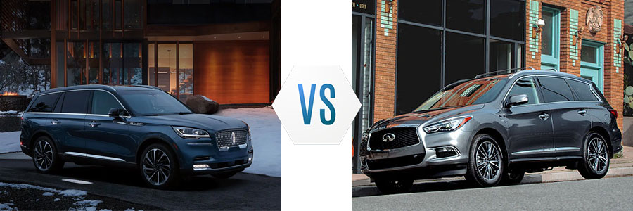 2020 Lincoln Aviator vs Infiniti QX60
