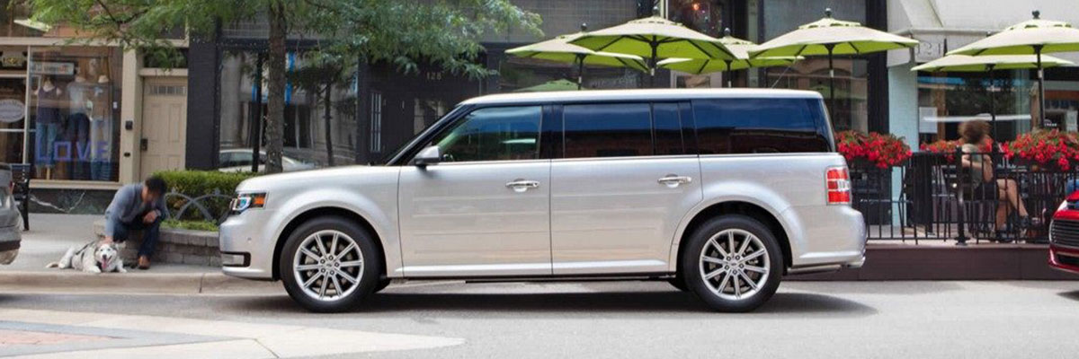 new Ford Flex